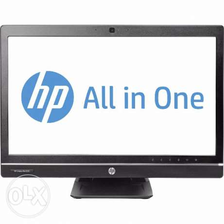 "HP Elite 8300 ALL-IN-ONE Desktop PC (Powerful) Core i5-8GB Ram-23""Led"