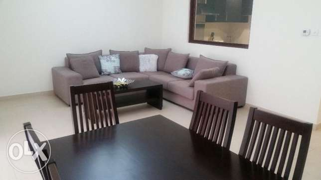 Contemporary and modern style one bedroom furnished apartment