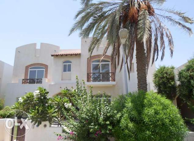 4 Bedroom semi furnished villa with private pool,garden - inclusive