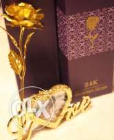 For sale gold rose