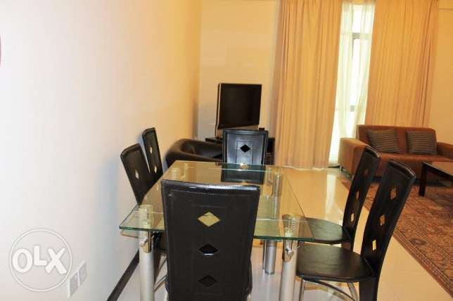 Beautiful 2 bedroom in Juffair f-furnished