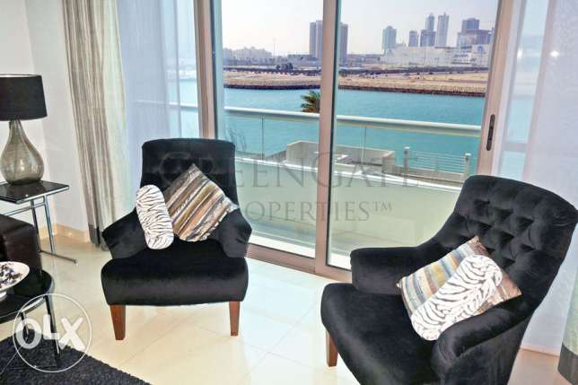 Luxury 3 Bed Flat with Amazing Sea Views
