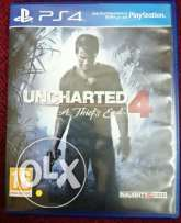 Ps4 uncharted 4 for sale