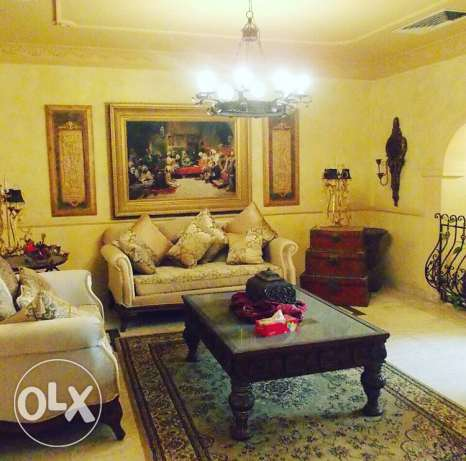 FOR RENT 2 VILLA IN Compound ، BARBAR AREA, PRICE FOR RENT 1300 Dinar