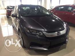 Honda city 2017 1.5 L zero mileage
