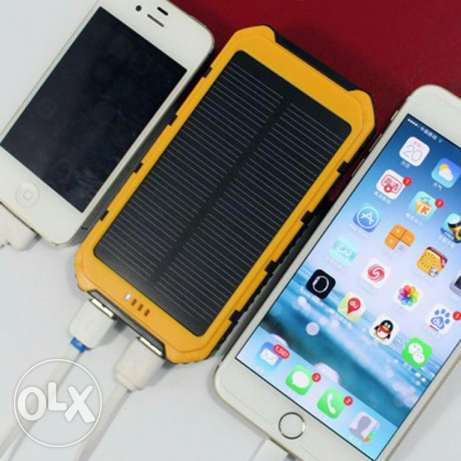 For sale solar power bank 38.000MAH