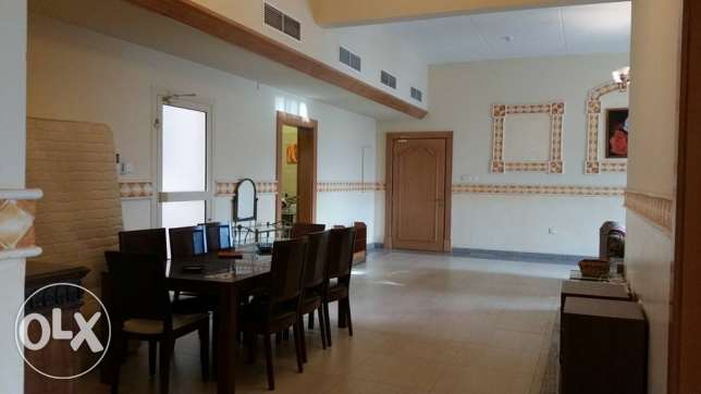 fully furnished apartment with pool,gym, kids play ground 450