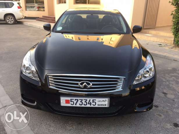 2016 Infinity Q60s 3.7 V6 **ONLY 9,153km, Full Options, British Expat