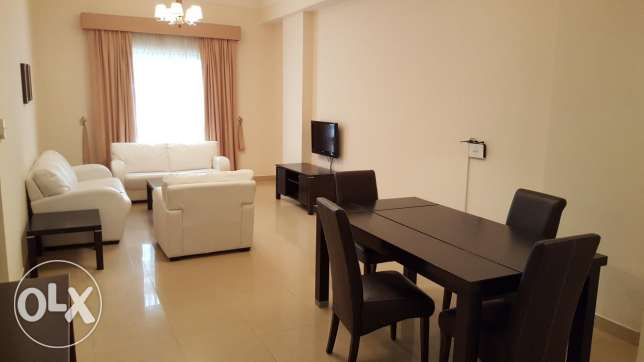 1 Bedroom apartment with swimming pool and gym