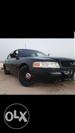 Forsale crown vic police interceptor