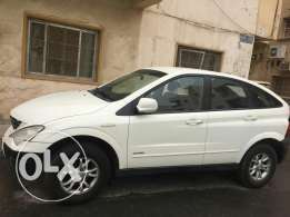 Actyon Car for Sale