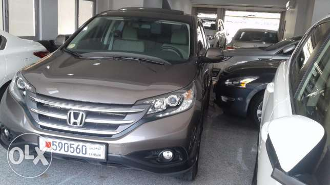 Honda crv Model 2012 Km 72000