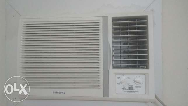 Window ac 1.5 ton samsung ( sold )