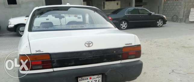 For sale Toyata corolla model 1994 in excellent condition