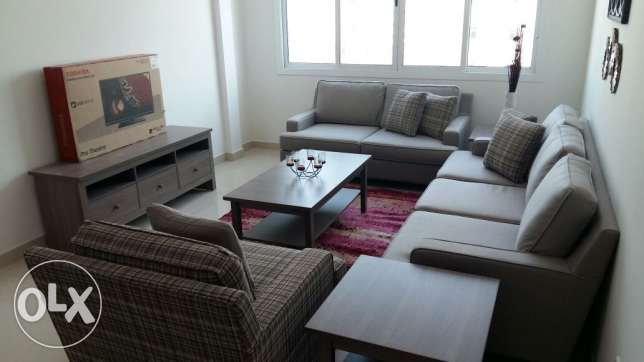 New hidd/ 2 BHK flat with maidroom