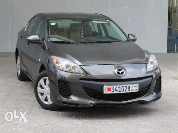 Mazda 3 2014 Grey For Sale
