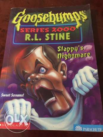 Goosebumps Series 2000 Slappy's Nightmare