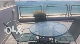 Brand new in Amwaj 2 Bedrooms, Sea view, Balcony