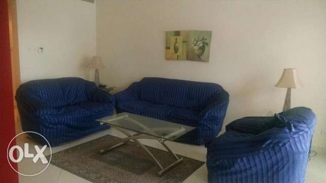 2 BR Fully Furnished Apartment in Amwaj