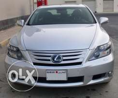 Lexus LS series 2012 Model Fully Loaded