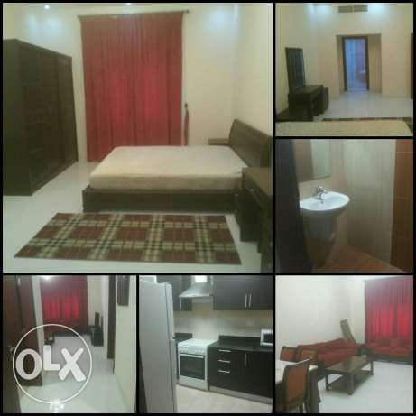 Furnished 1 Room Flat With Big Hall Near Rajhdani Restaurant - Hoora