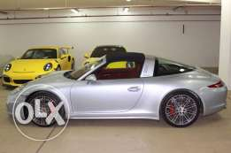 2016 - PORSCHE 911 TARGA 4S Brand New & one of a kind in bahrain