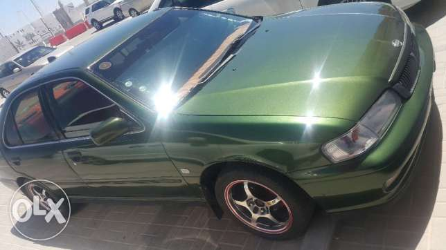 Hi I want to sale Nissan sunny model 1999