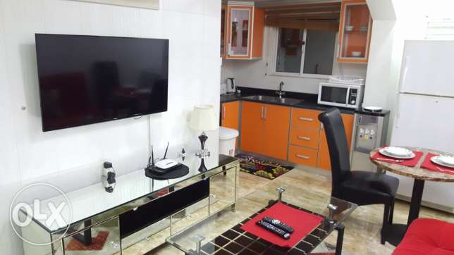 2 BR flat Rent in Saar beside st Christopher school سار -  2