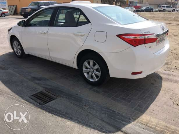 For Sale Toyota corola model 2014