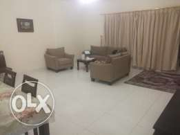 A single room is available in 2-bed fully furnished shared apartment