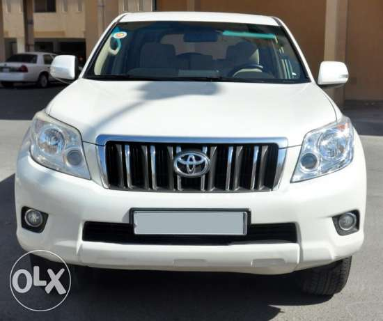Toyota prado 2012,good condition,non accident,providing bank loan..
