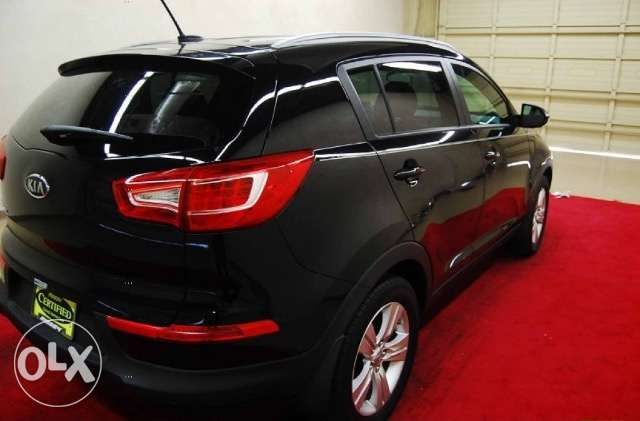 Kia Sportage good family car