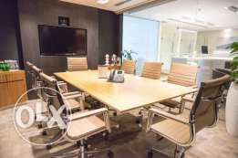 Virtual Office with prestigious address.