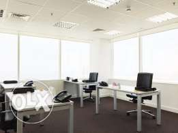 All inclusive Office for 9 pax in Almoayyed Tower Seef