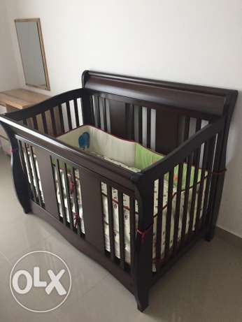 Brand New Baby Crib in perfect condition ,