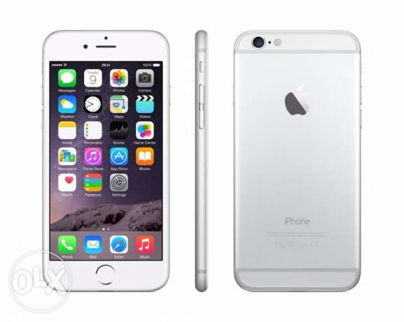 4 sell iphone 6 64 GB new