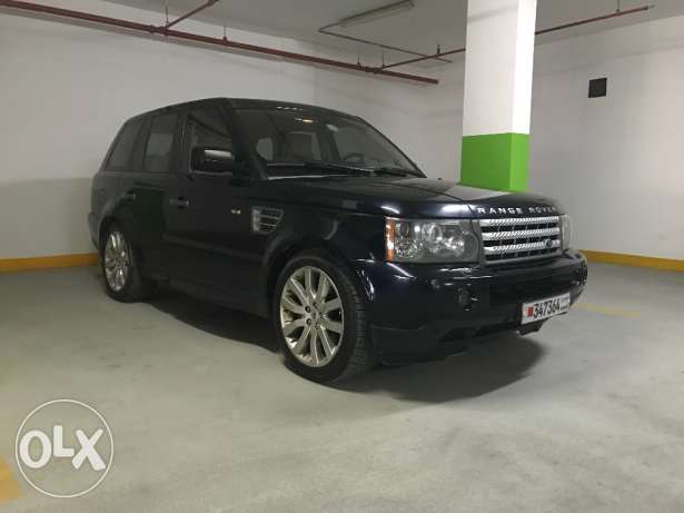 Range Rover Sport 2008 - 4.2 Supercharged