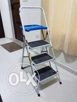 Heavy Duty Steel Ladder
