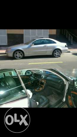 Mercedes CLK 320 for swaping with subaru