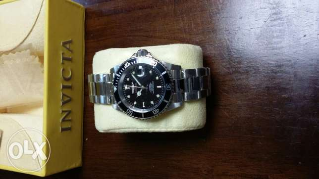Invicta Japanese automatic watch جفير -  1
