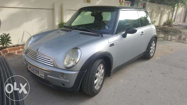 2002 In excellent condition Mini Cooper