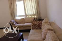 2 Bedroom apartment in Mahooz/fully furnished incl