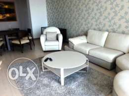 Two bedrooms fully furnished flat in Seef