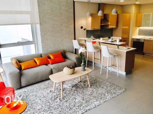 Brand new 1 bedrooms luxury apartment