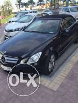 Mercedes E200 Cabriolet 2011 for Sale