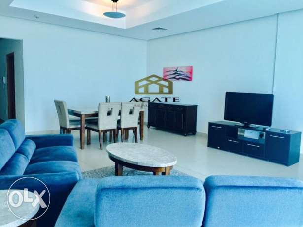 Very Spacious and Luxury Apartment for rent in Reef-Island