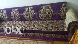For Sale Sofa Set In good Condition going cheap
