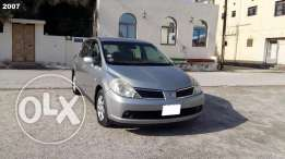 2007 model Hatchback TIIDA for sale
