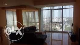 Horizon view 3 BHK flat near Saar, Maids room
