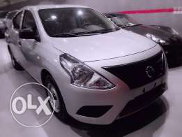 Nissan sunny1.5 new 73 bd per month 2016 model